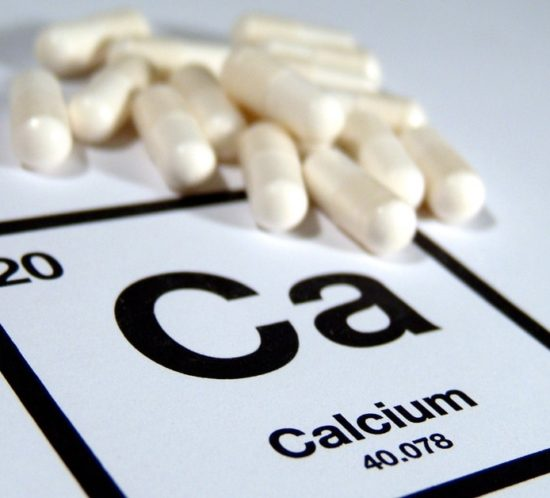 calcium-rich foods non-dairy