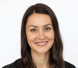 Holistic Nutritionist Toronto Nathalie Brusch portrait