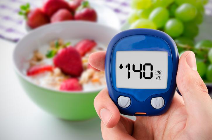 diabetes meal plan Toronto: measuring blood sugar level