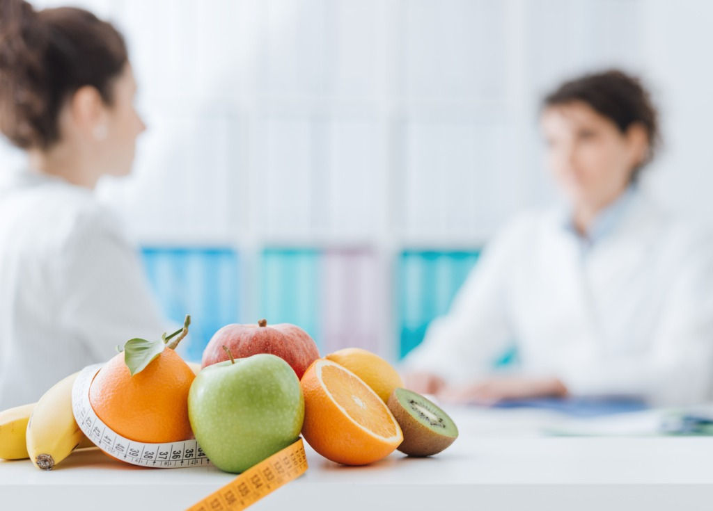 Nutritionist, Dietitian