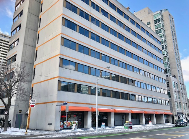 JM Nutrition Downtown Toronto Office Building