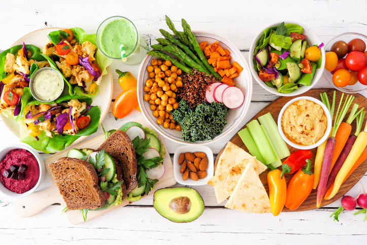 Specialty diets nutritionist and dietitian for vegan, vegetarian, plant-based diet and more